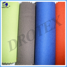 100% cotton 9.5oz teflon anti oil and water &fireproof fabric cotton fabric workwear safety garments