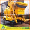 Conveniente JZM500 betoneira portátil usado na venda em bom estado