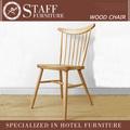 qualità buona di design in legno antico sedie per bambini