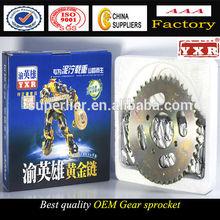 China manufacture,motorcycle sprocket