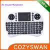 Touchpad mini mouse 2.4G UKB-500 wireless Keyboard