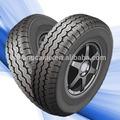 pneus usados para o caminhão e carro
