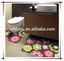Waterproof bath mats