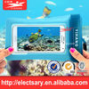 PVC waterproof mobile bag & case for Samsung galaxy note