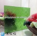 de alta calidad de vidrio verde flora fabricante con la norma iso ccc del ce