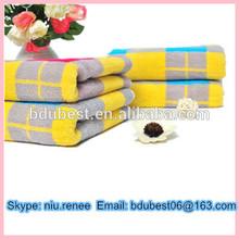 Promotion 100% Cotton wholesale bath towels jacquard towel with factory price,cheap plain turkish bath towel