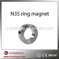 radial magnetization NdFeB ring speaker magnet