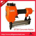Boa qualidade ST38 Nailer ar / pneumático pistola de pregos de concreto