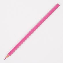 Licheng WPC14 School Item, Cheap Plastic Fluorescent Colored Pencil