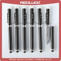 The novel Multi function stylus with led light laser pen TY048