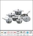 12 zebra pc conjunto de utensilios de cocina de acero inoxidable sc778