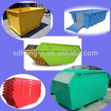 merrel bin / metal skips / stainless skips / tipping bin / waste skips / skip bin