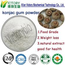 ice cream additives konjac fiber powder