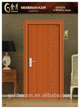 high quality accordion doors with low price locks GM-8033