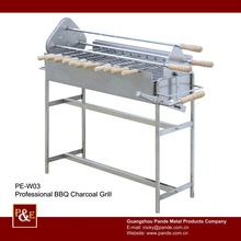 Stainless Steel Charcoal Portable BBQ Grill