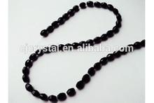 ingrosso perle di oliva tubi di corallo nero