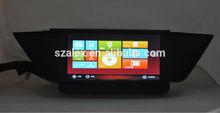 Android System Car Radio DVD Car GPS Navigator For BMW X1 E84 AL-9209