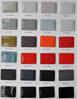 Electrostatic spray powder coating epoxy polyester furniture RAL 7038
