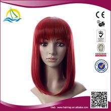 preço especial de alta temperatura de fibra sintética kanekalon perucas