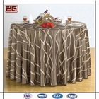New Modern Design100% Polyester Hotel Linen Table Cloth