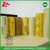 asia high quality manufacturer factory high quality transparent food grade pvc film