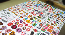 Customized DIY sticker for case, computer or phone, cell phone case stickers