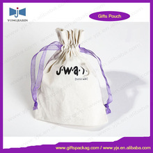Factory Wholesale Customized Blank Cotton Tote Bags