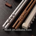 Oem chine usine fournisseur Aluminium rail de rideau / rideau rail en Aluminium / store