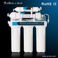 5 de la etapa importado de fibra hueca de membrana UF hogar filtro purificador de agua