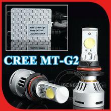 3200LM 12 Volt Headlight Bulb H4 H7 H8 Car LED Headlight H13
