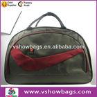 Polyester travel cross body bag