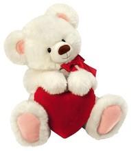 teddy bear with love heart, teddy bear with a heart, plush teddy bear with heart