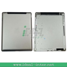 High quality Original new for ipad 3 back cover housing replacement