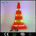 Usb recargable mini conos de tráfico