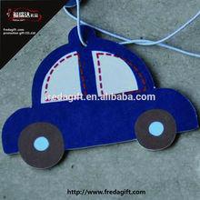 Popular design Hot SALE design for promotion paper fragrance sachet/hanging paper car air freshner