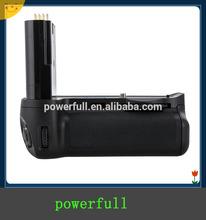 powerfull dslr camera battery hand grip for Nikon D90 camera battery grip