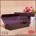 China fabricante de venta al por mayor venta caliente personalizado plegable caja de papel para regalo y de embalaje dh4037#