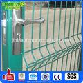 doble patio swing puertas de enlace de la cadena cerca de malla de la puerta