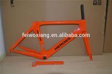 full carbon frame, carbon bike frame, carbon bicycle frame set for sale. including fork,