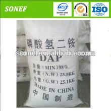 Manufature Di Ammonium Phosphate DAP 18-64-0
