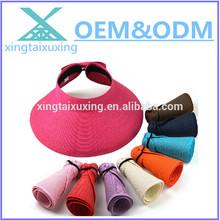 Wholesale fashion summer lady's beach straw hat