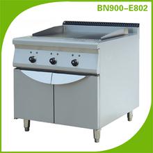 Restaurante equipamentos industriais / usado equipamentos de cozinha comercial / grelha elétrica BN900-E802
