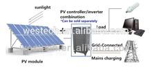 Westech High-efficiency OFF-GRID Solar System 12v 90w high power solar panel