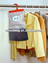 hanging moisture absorber wardrobe desiccant bag