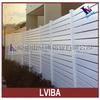 hot sale villa decorative aluminium slat fence