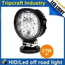 2014 super bright auto led work light 27w led work light magnetic base led work light for truck aveo auto