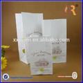 Personalizado de alta calidad bolsa de papel impreso para el pan/de papel bolsa de pan