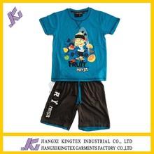 2014 new design printing children clothes