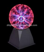 Boule electricité statique