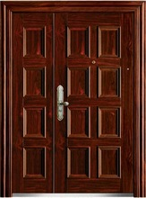 durable worden design high quality interior steel security doors modern manufacturer